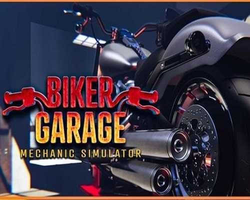 Biker Garage Mechanic Simulator Download