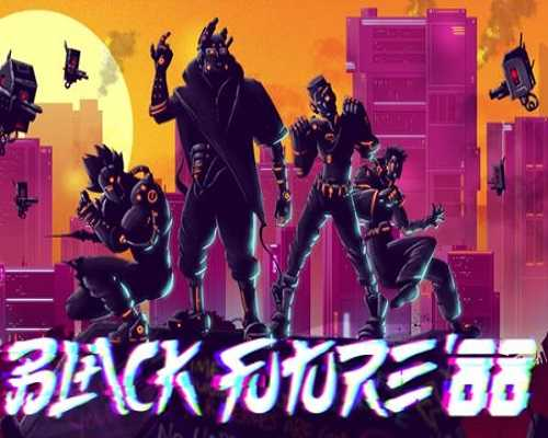 Black Future 88 PC Game Free Download