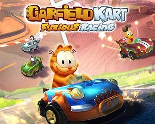 Garfield Kart Furious Racing Free PC Download