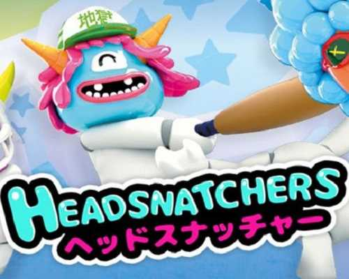 Headsnatchers PC Game Free Download