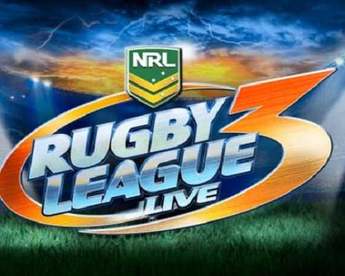 Rugby League Live 3 Free PC Download