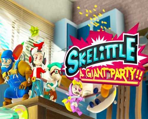 Skelittle A Giant Party PC Game Free Download