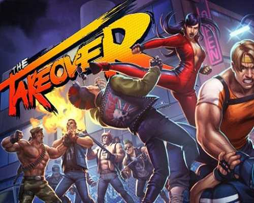 The TakeOver PC Game Free Download