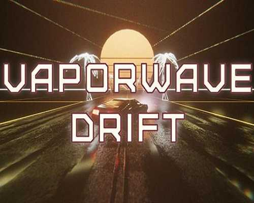 Vaporwave Drift PC Game Free Download