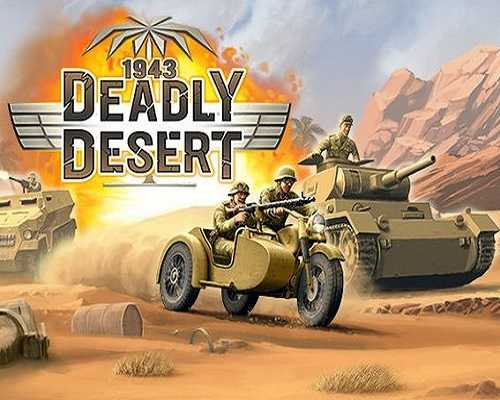 1943 Deadly Desert Free PC Game Download