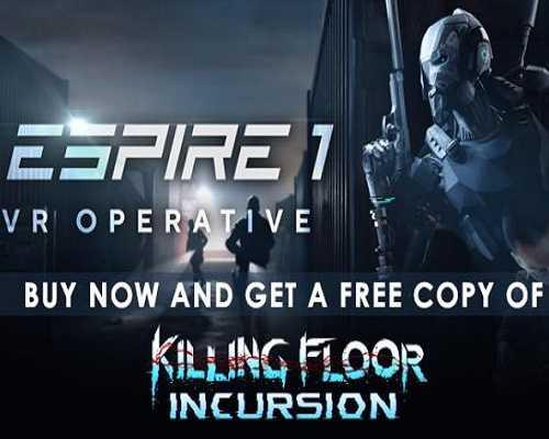 Espire 1 VR Operative Free PC Download