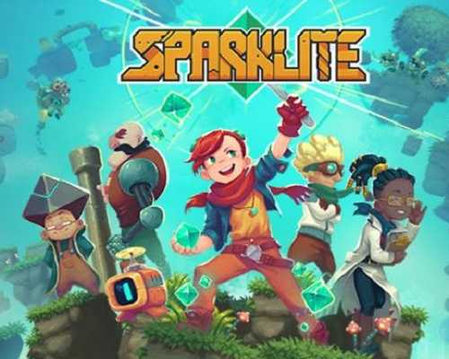 Sparklite PC Game Free Download
