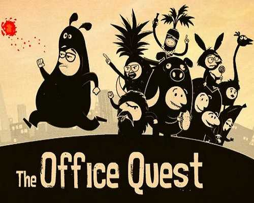The Office Quest PC Game Free Download