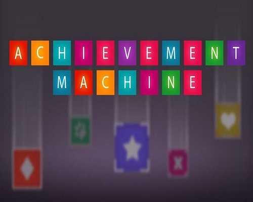 Achievement Machine PC Game Free Download
