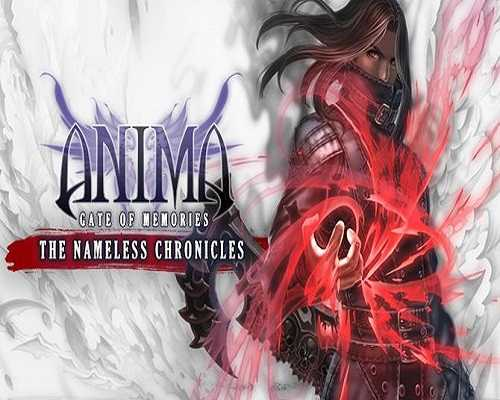Anima Gate of Memories The Nameless Chronicles