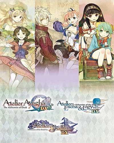 Atelier Dusk Trilogy Deluxe Pack PC Download