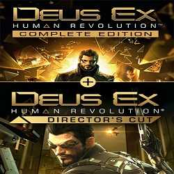 Deus Ex Human Revolution Twin Pack