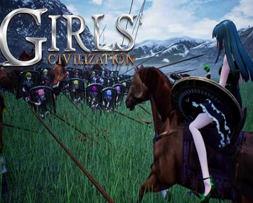Girls civilization PC Game Free Download