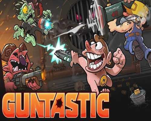 Guntastic PC Game Free Download