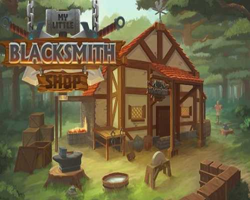 My Little Blacksmith Shop PC Free Download
