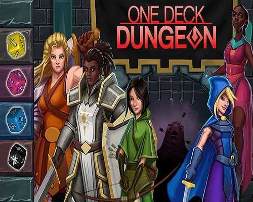 One Deck Dungeon PC Game Free Download