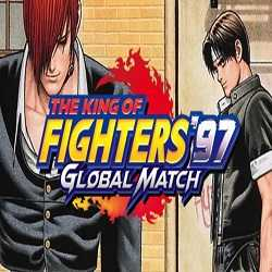 THE KING OF FIGHTERS 97 GLOBAL MATCH