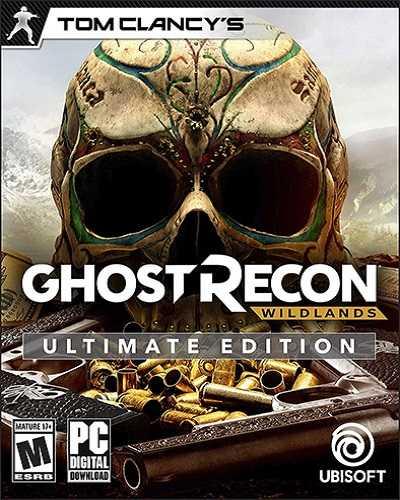 Tom Clancys Ghost Recon Wildlands Ultimate Edition