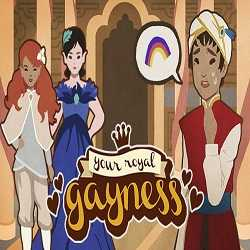 Your Royal Gayness