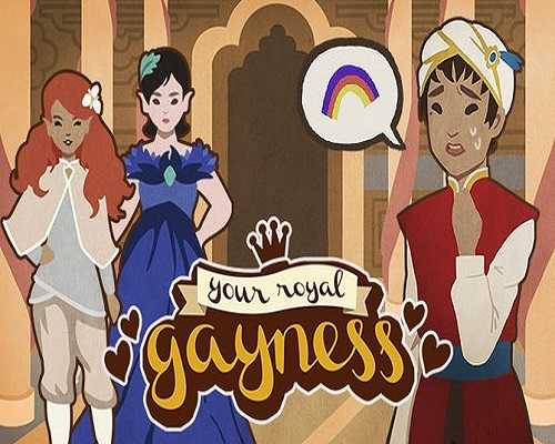 Your Royal Gayness PC Game Free Download