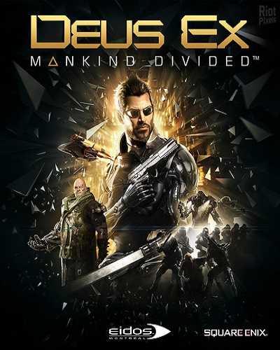 Deus Ex Mankind Divided Digital Deluxe Edition