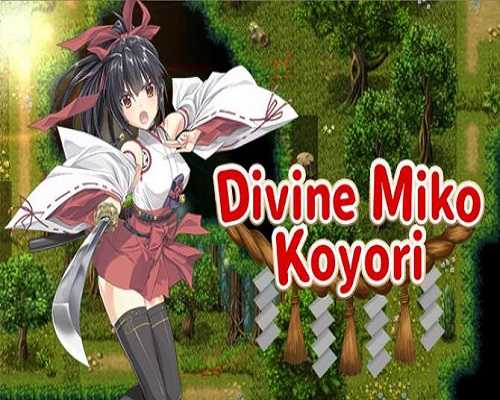 Divine Miko Koyori PC Game Free Download