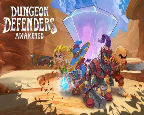 Dungeon Defenders Awakened Free Download