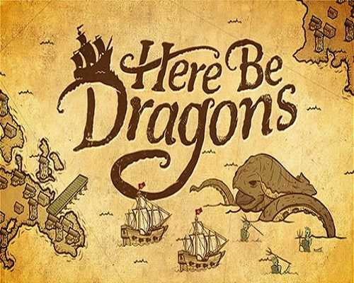 Here Be Dragons PC Game Free Download