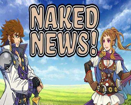 Naked News PC Game Free Download