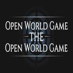 Open World Game the Open World Game