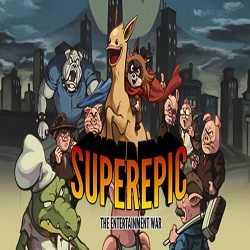 SuperEpic The Entertainment War