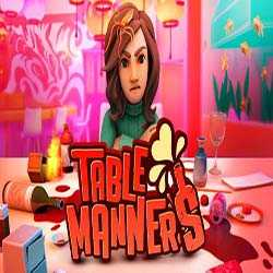 Table Manners Physics Based Dating Game