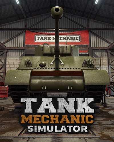 Tank Mechanic Simulator PC Game Download