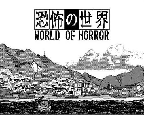 WORLD OF HORROR PC Free Download