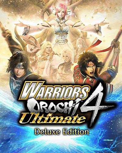 Warriors Orochi 4 Ultimate Deluxe Edition Free