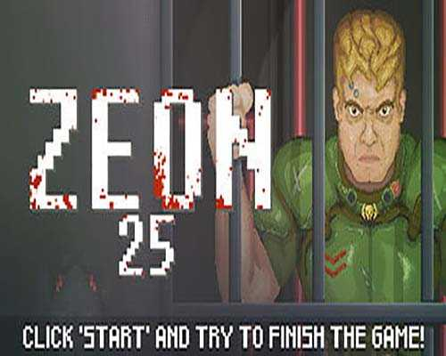 Zeon 25 PC Game Free Download