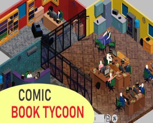 Comic Book Tycoon Free PC Download