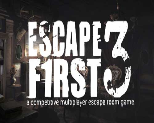 Escape First 3 PC Game Free Download
