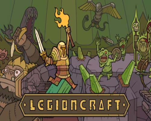 LEGIONCRAFT PC Game Free Download