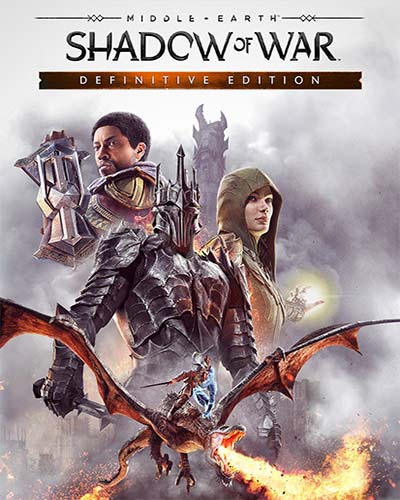 Middle earth Shadow of War Definitive Edition Free
