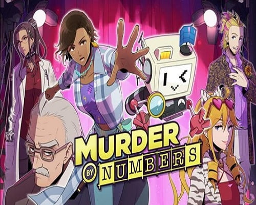 Murder by Numbers PC Game Free Download