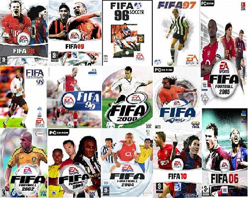 FIFA Collection 1995-2013 Free Download