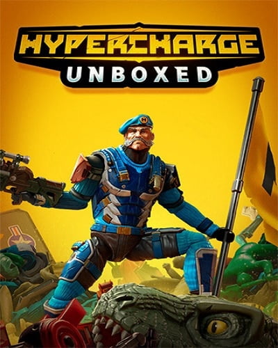 HYPERCHARGE Unboxed PC Game Free Download