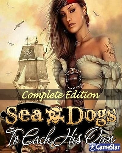 Sea Dogs To Each His Own PC Game Free Download