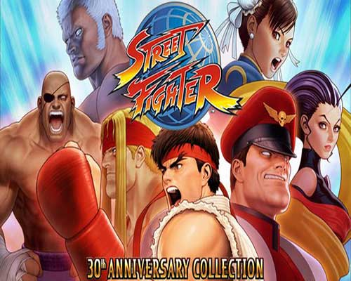 Street Fighter 30th Anniversary Collection Free