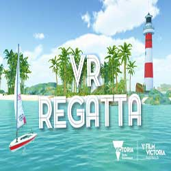 VR Regatta The Sailing