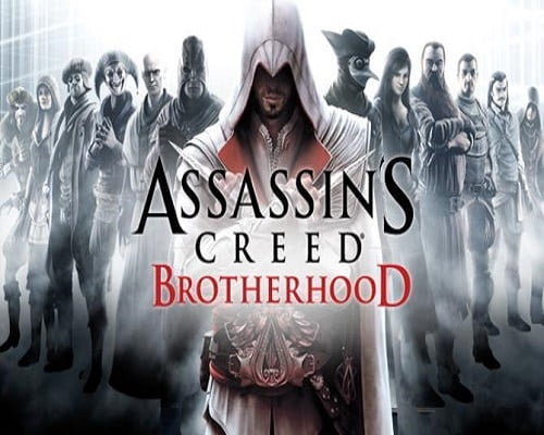 Assassins Creed Brotherhood PC Game Download