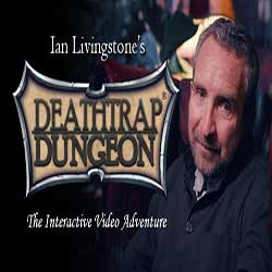 Deathtrap Dungeon The Interactive Video Adventure