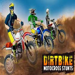 Dirt Bike Motocross Stunts
