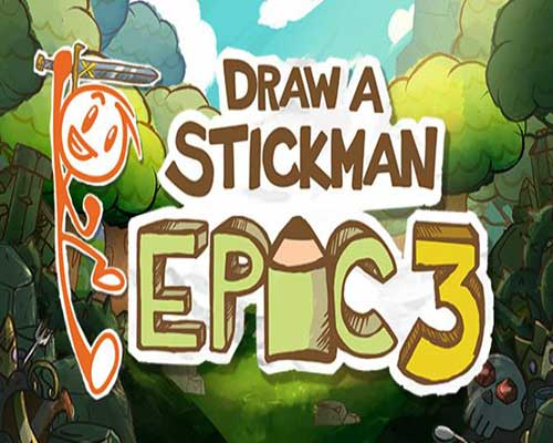 Draw a Stickman EPIC 3 PC Game Free Download